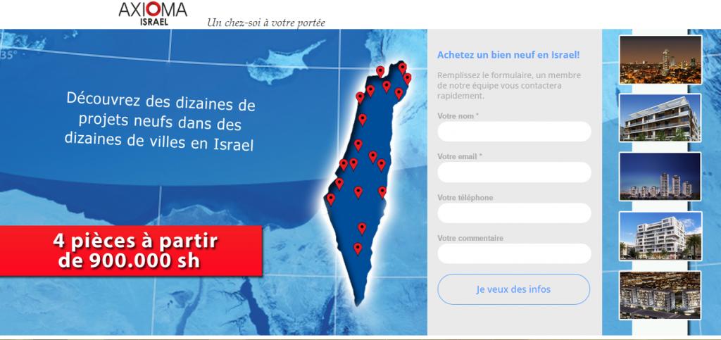 webaviv-creation-site-internet-agent-immobilier-israel