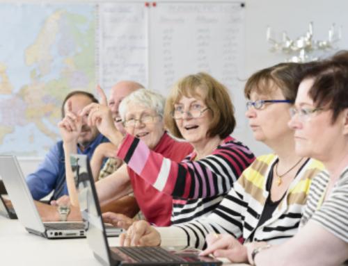 Ateliers internet pour retraités actifs